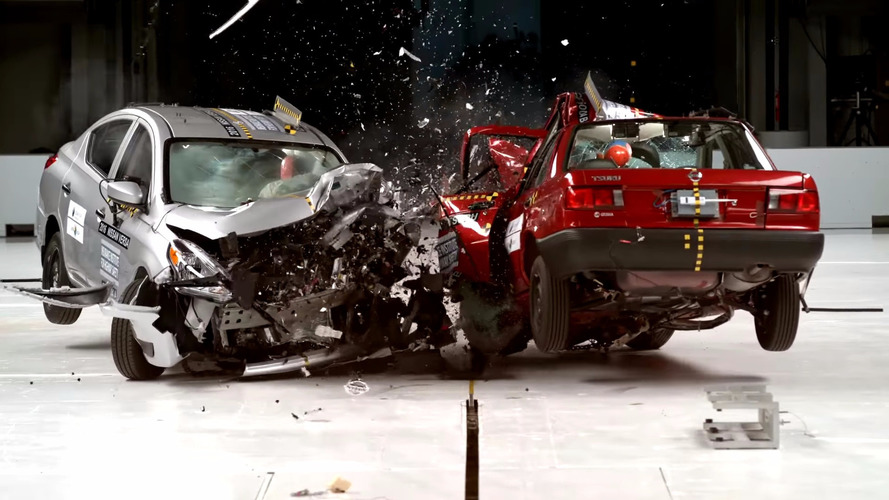The 5 most popular IIHS crash test videos