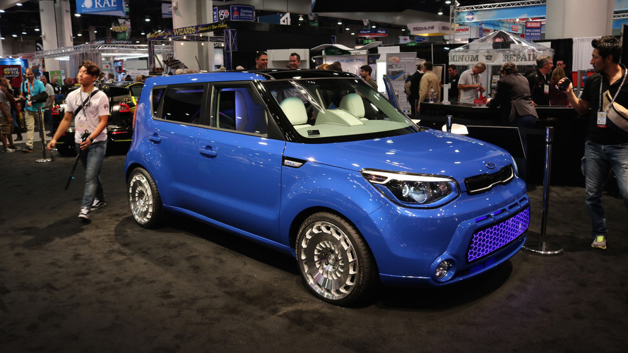 Kia rolls into SEMA with four autonomous concepts