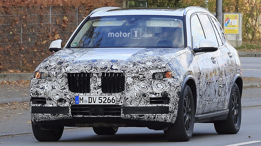 2018 bmw production schedule. delighful schedule 2019 bmw x5 spy photo  inside 2018 bmw production schedule