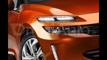 Novo Citroën C3 estreia em 2016 com visual inspirado no C4 Picasso
