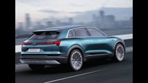 Audi planeja lançar três novos carros elétricos e um autônomo até 2020