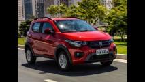 Fiat Mobi fica mais caro em primeiro reajuste de preços - veja tabela