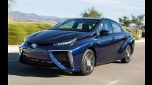 Movido a hidrogênio, Toyota Mirai percorre mais de 500 km sem poluir