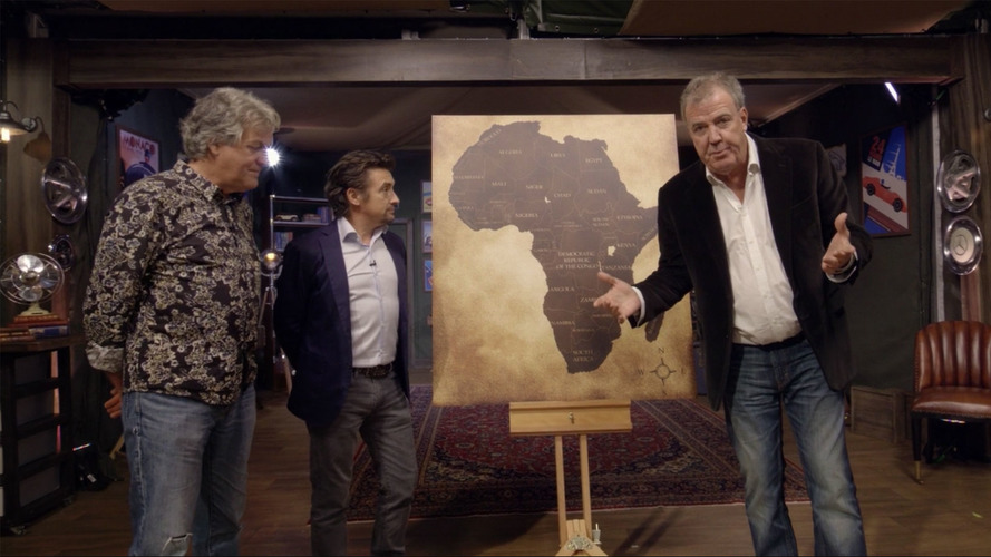 The Grand Tour's Second Season Set For October Launch