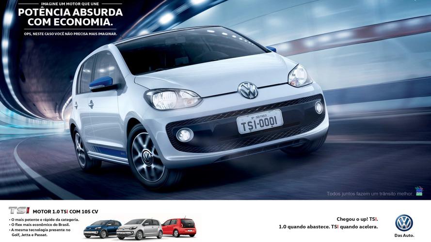 Grupo Volkswagen lidera gastos com publicidade no mundo