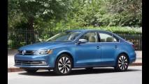 Ruim de loja, Volkswagen Jetta Hybrid deixará de ser oferecido nos EUA