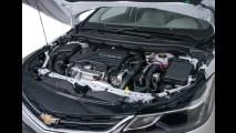 Novo Chevrolet Cruze tem preço de revisão 15% menor que o modelo anterior