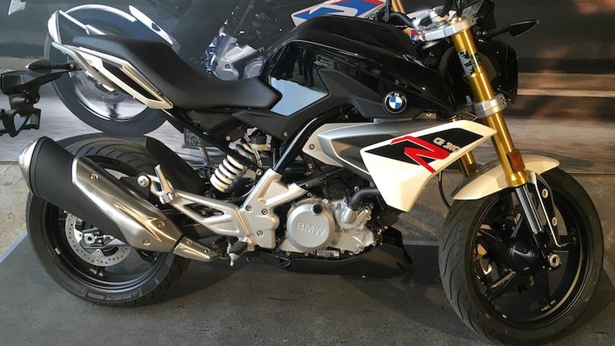 BMW G310 R