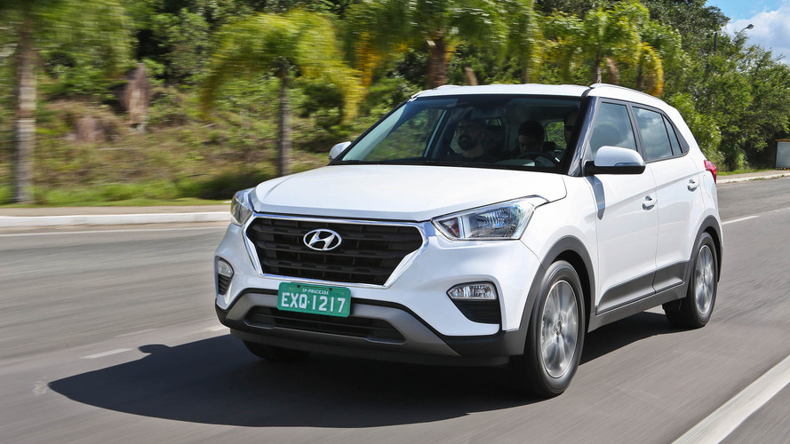 Hyundai reajusta preços e Creta se aproxima dos R$ 100 mil