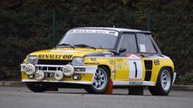 Artcurial met en vente la R5 Turbo de Jean Ragnotti à Rétromobile