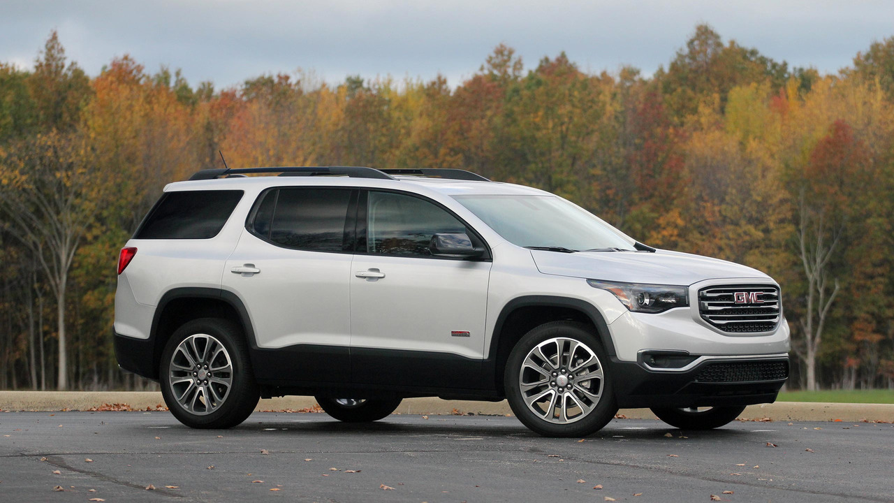 2017 Gmc Acadia All Terrain Review