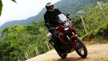 Honda Africa Twin Avaliação BR