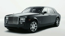 Rolls-Royce Phantom Tungsten Bespoke Collection