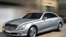 New Maybach - Artist impression