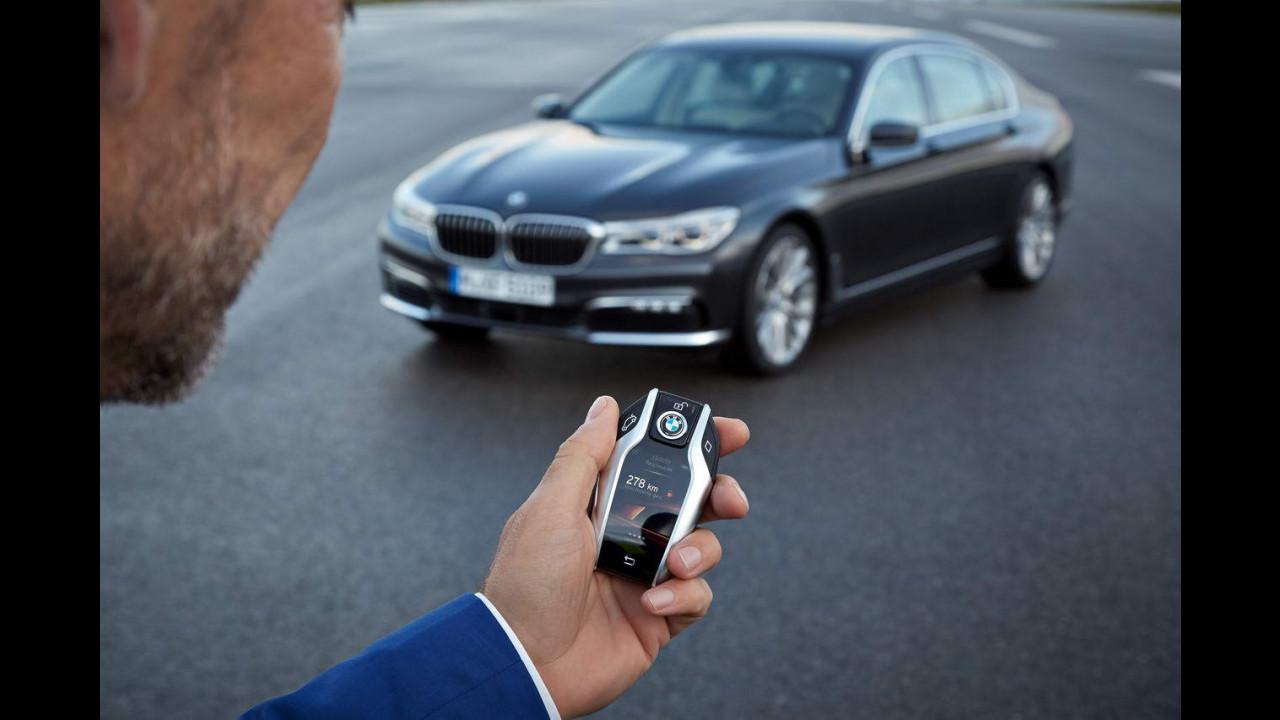 BMW Display Key