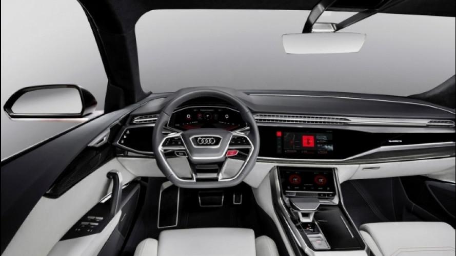 Audi integra Android al 100%, anche senza smartphone