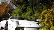 Lamborghini Murcielago with ADV.1 wheels, 1024, 23.12.2011