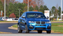 BMW X4 M40i Long Beach Blue