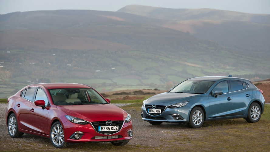 Mazda3 gets new 1.5-liter diesel engine with 105 HP