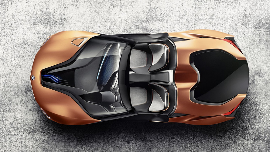 BMW i8 Spyder 2017 ya da 2018'de satışta olacak