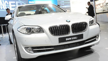 2011 BMW 5-Series Long Wheelbase Revealed for China [Video]