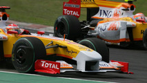 Fernando Alonso at 2009 Hungarian Grand Prix
