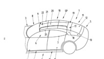 Porsche Panamera convertible Patent Drawing 15.03.2010