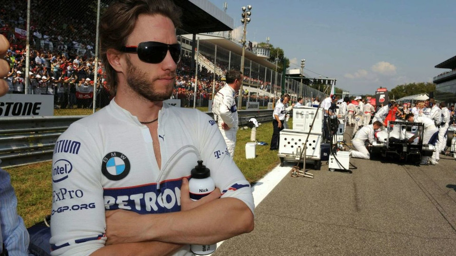 Heidfeld to replace de la Rosa from Singapore