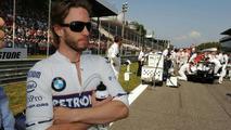 Haug confirms Mercedes talks with Heidfeld