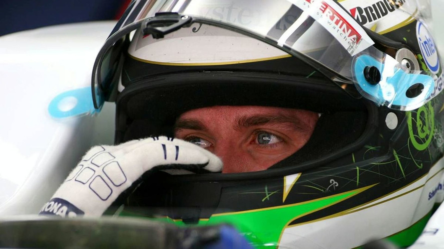 Heidfeld opts for light and shade