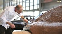 Porsche 911 Carrera S Draped in Chocolate