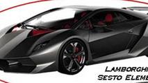Lamborghini Sesto Elemento Concept (Sixth Element Concept) leaked images, 480, 28.09.2010