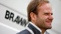 Rubens Barrichello at Spanish grand prix 2009
