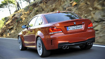 BMW 1M faster around Hockenheim than M3
