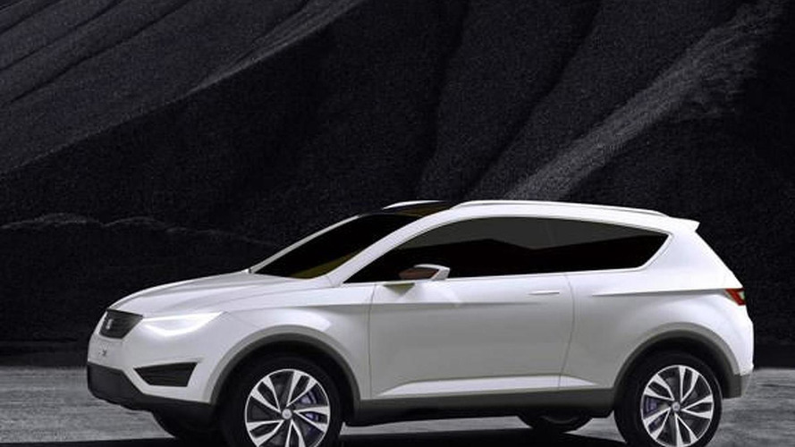 SEAT IBX Concept leaked ahead of Geneva debut