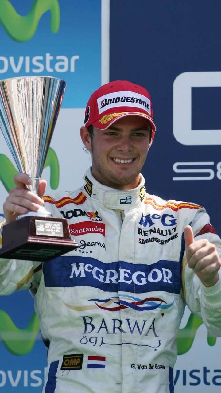 Giedo van der Garde (NED), Barwa Addax Team - GP2 Championship 2010, Rd 07 & 08, 27.06.2010 Valencia, Spain