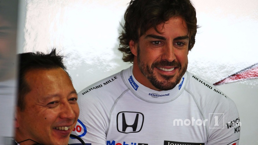 Honda's approach 'night and day' compared to 2015 - Alonso