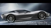 Estrela do Transformers 2: Chevrolet mostra o Corvette Stingray Concept
