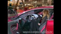 Salão do Automóvel 2008 - Novo Ford Fiesta está presente como Verve