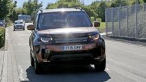 2017 Land Rover Discovery  casus fotoğrafları #2