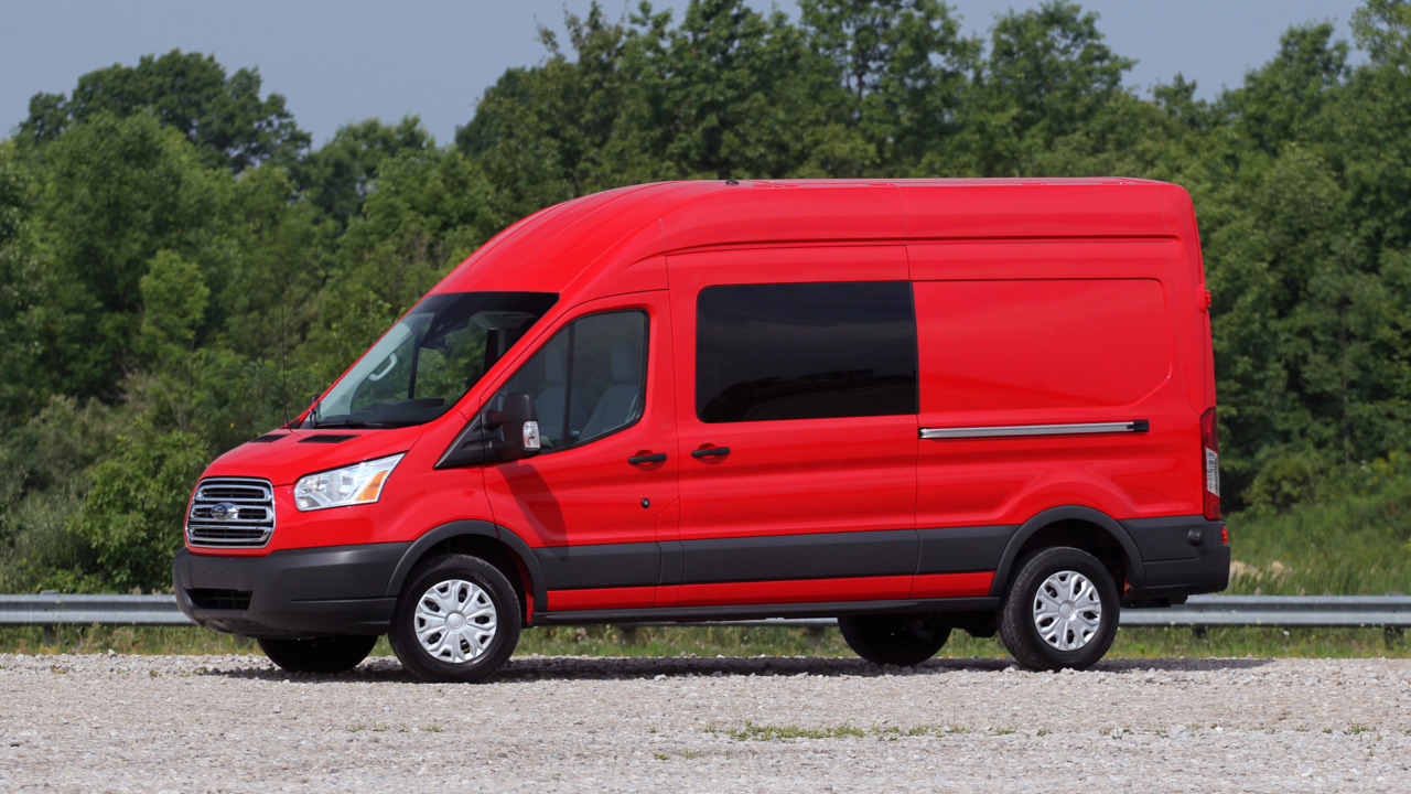 2016 Ford Transit 2500: Review