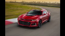 2017 Chevrolet Camaro ZL1: By the Numbers