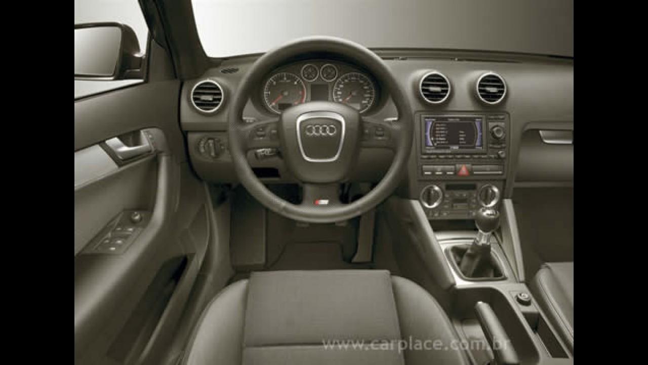 """Audi A3 Sportback """"importado"""" atinge 1.000 unidades vendidas no Brasil"""