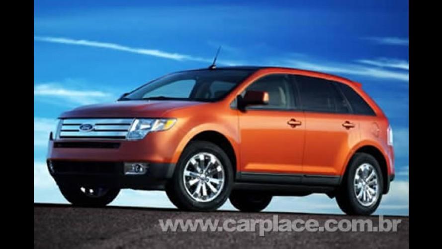 Ford confirma chegada do utilitário Ford Edge no Brasil no 2º semestre de 2008