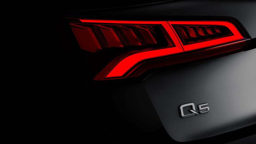 Audi, 2017 Q5'i 29 Eylül'de Paris'te tanıtacak