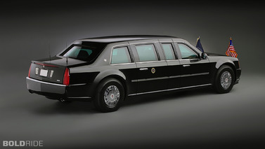 Cadillac Presidential Limousine