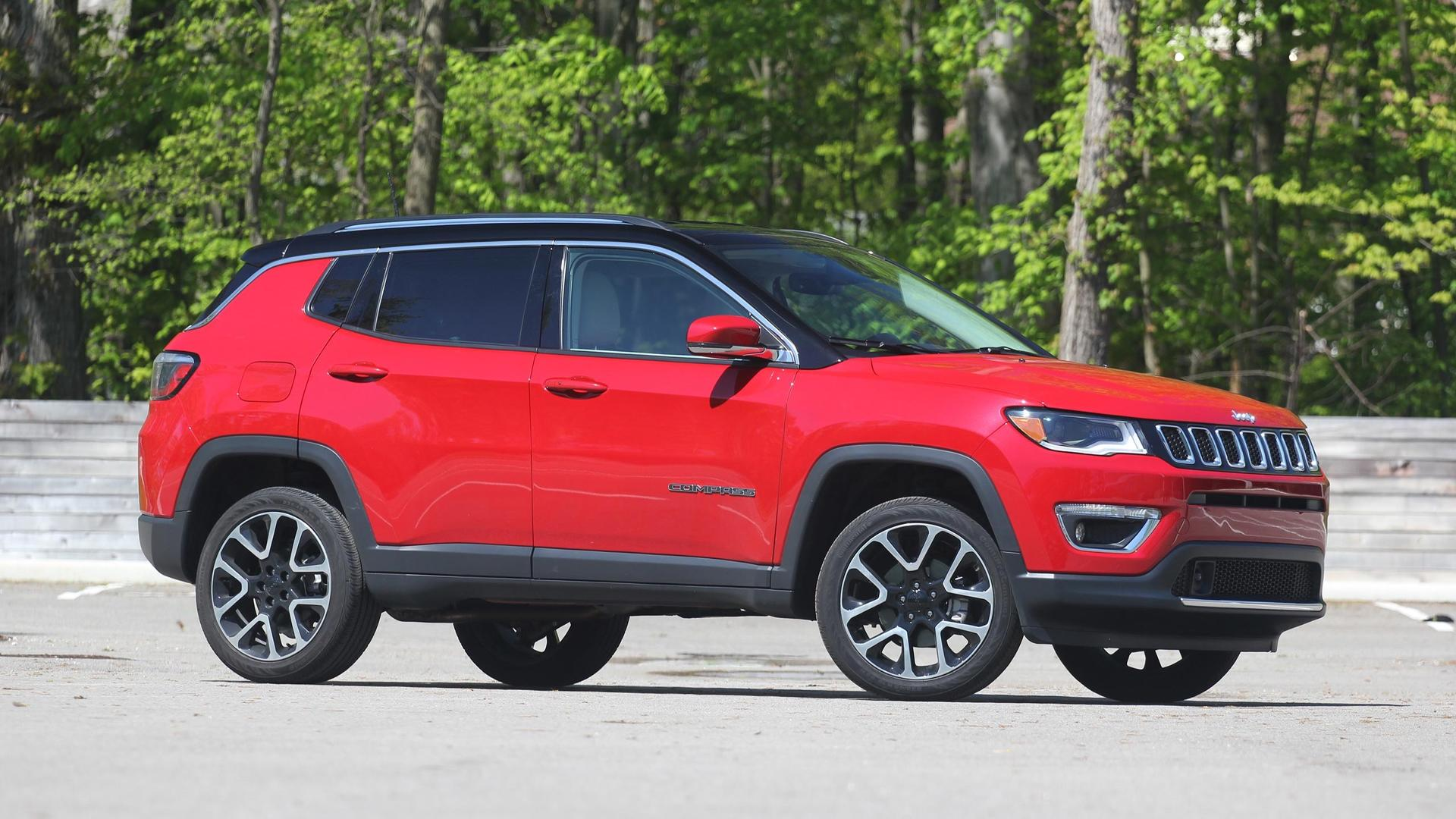 2017 jeep compass review baby grand. Black Bedroom Furniture Sets. Home Design Ideas