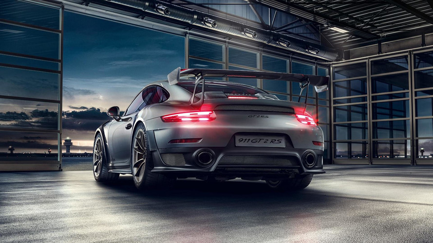 Porsche Hints 911 GT2 RS Will Do Sub-7 Minute Nurburgring Lap