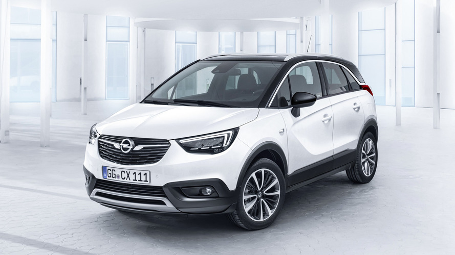 opel crossland x les tarifs du suv franco allemand. Black Bedroom Furniture Sets. Home Design Ideas