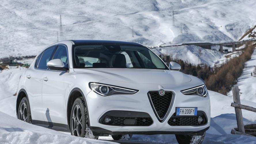 Alfa Romeo Stelvio (2017) Európai Változat